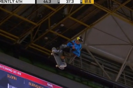16-Year-Old Nails Big Air 1080