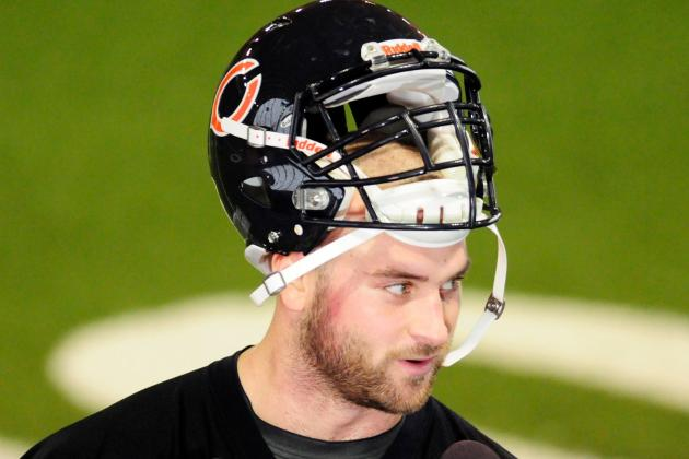 Bears Sign First-Round Pick Kyle Long