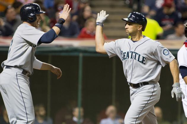 ESPN Gamecast: Mariners vs Indians
