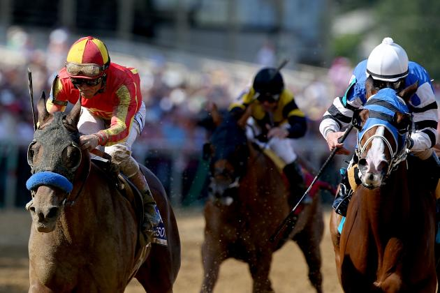 Preakness Start Time: When to Watch Top Sprinters in This Year's Field