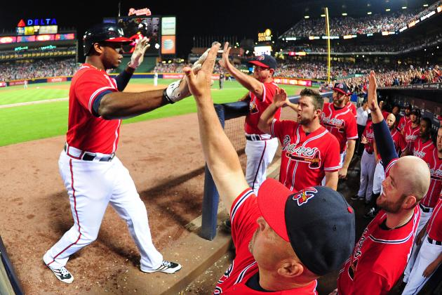 Atlanta Braves: Grand Slam by Justin Upton Powers Victory over Dodgers