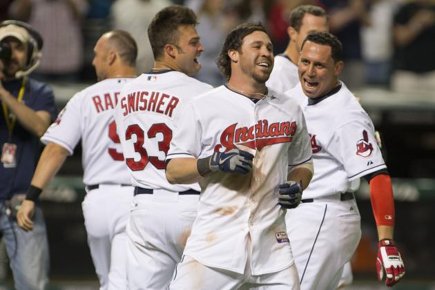 Indians 6, Mariners 3(10)