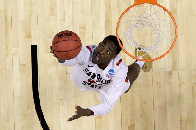 Franklin Injured, but Still Impresses at NBA Combine