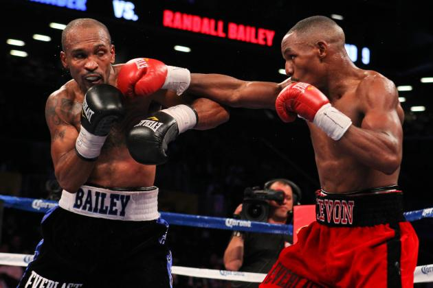 Devon Alexander vs. Lee Purdy: Odds and Prediction for Welterweight Clash