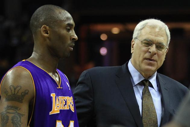 Kobe Bryant Calls Phil Jackson's Michael Jordan Comparison 'Apples2oranges'