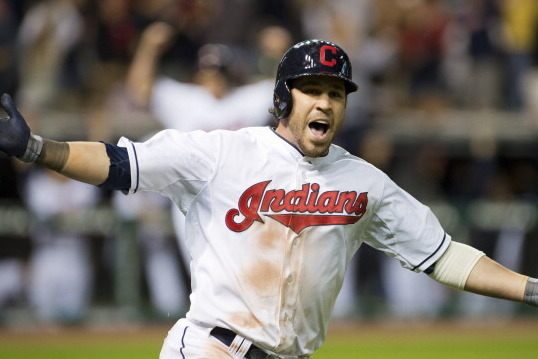 Jason Kipnis Delivers Walk-off Three-Run Homer