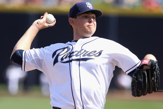 Stauffer Rejoins Padres