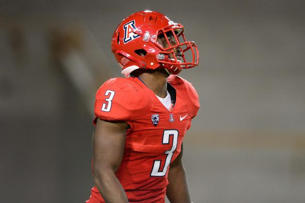 Running Back Daniel Jenkins Won't Transfer, Returns to the Arizona