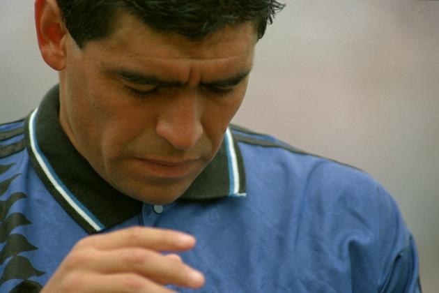 "Maradona: What If ""El Diego"" Had Never Had a Substance Abuse Problem?"