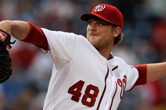 Ross Detwiler to Miss at Least One Start with Slight Oblique Strain
