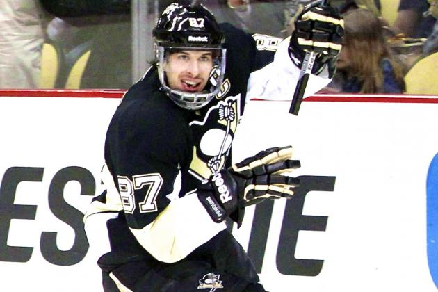 Sidney Crosby: Complete Timeline of the Kid's Amazing 2013 Season