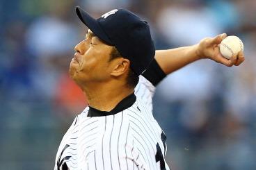 Yankees Win as Kuroda Dominates Blue Jays