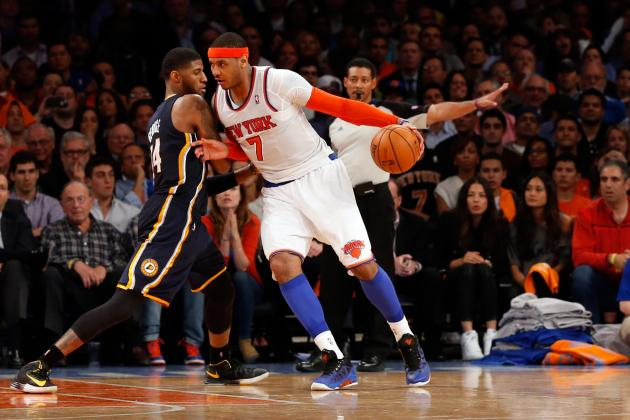 NBA Playoffs 2013: Complete Preview and Prediction for Pacers vs. Knicks Game 6
