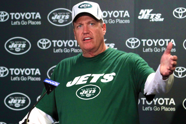 Will the New York Jets' Nightmare Circus Ever Come to an End?