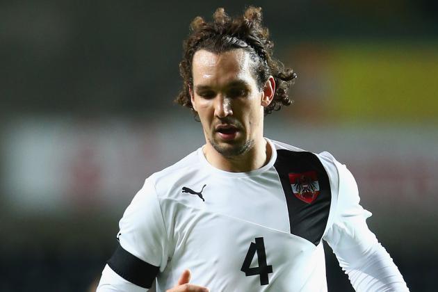 Sam Allardyce Confirms Emanuel Pogatetz Will Not Stay at West Ham