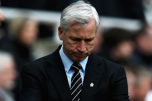 Premier League: No doubts over future of Newcastle boss Alan Pardew