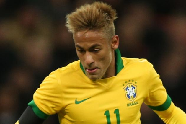 Neymar's Father Confirms Contact with Barca