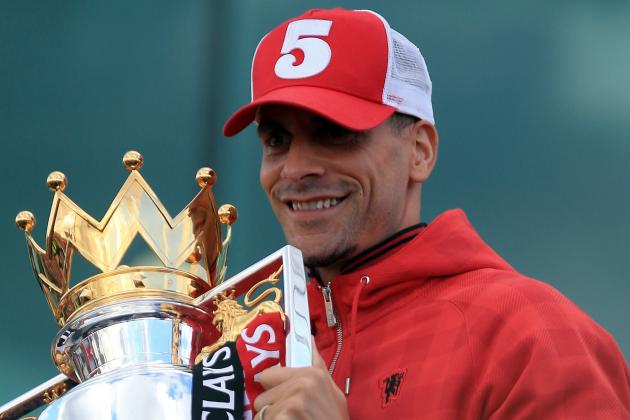 Rio Ferdinand Close to Agreeing New Contract with Manchester United