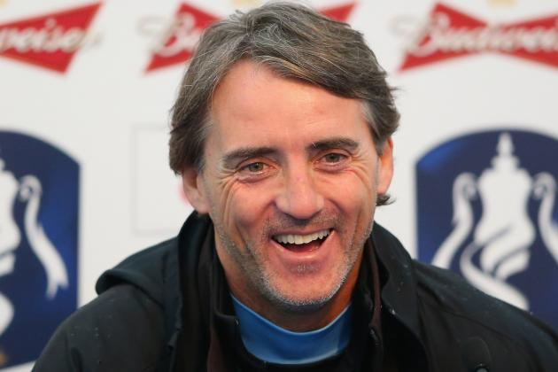 Roberto Mancini Thanks Manchester City Fans in Full-Page Newspaper Ad
