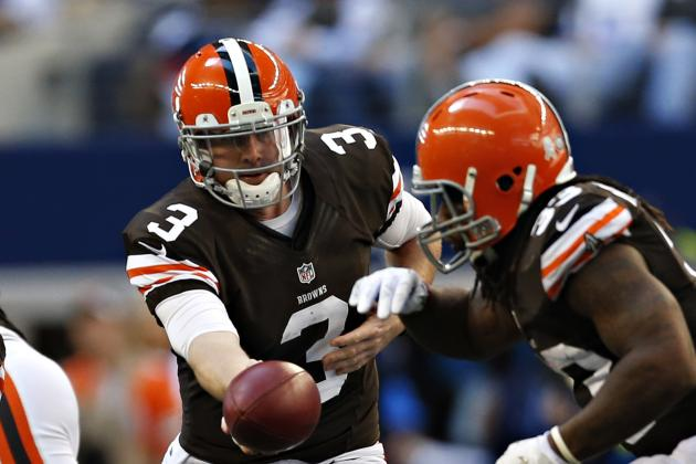 Weeden Still Has to Like His Chances