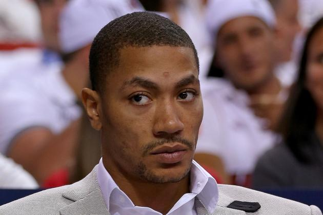 Bradley Beal on Derrick Rose: 'I Think He's Scared'