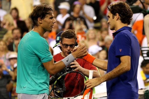 Rome Masters 2013: Roger Federer's Play Should Worry Rafael Nadal