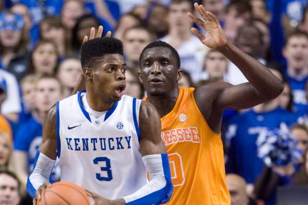 Report: Tennessee Center Makanjuola Transfers to UNC-Wilmington