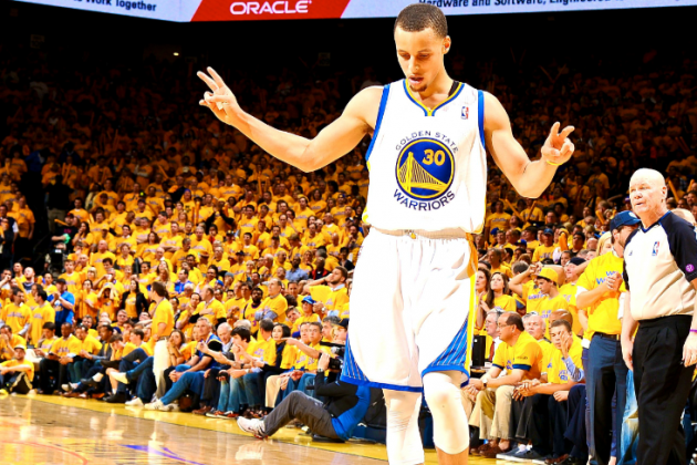 Stephen Curry Shows Why He's NBA's Highest-Risk, Highest-Reward Superstar