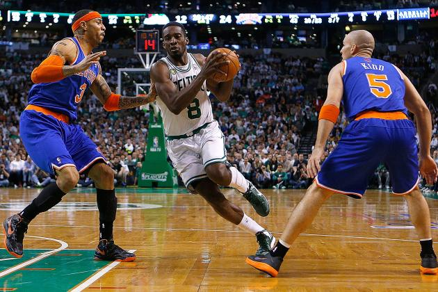 Boston Celtics: Paul Pierce's Potential Departure Means Jeff Green Is 'The Guy'