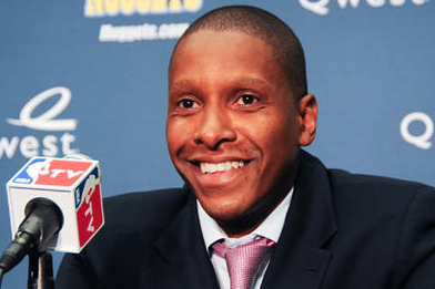 Sources: Raptors Targeting Nuggets GM Masai Ujiri to Run Organization