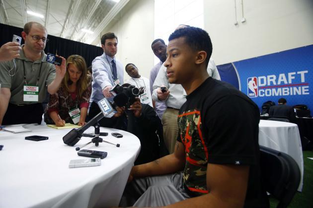 LeBron James, Chris Paul, Draymond Green Giving Trey Burke NBA Draft Advice