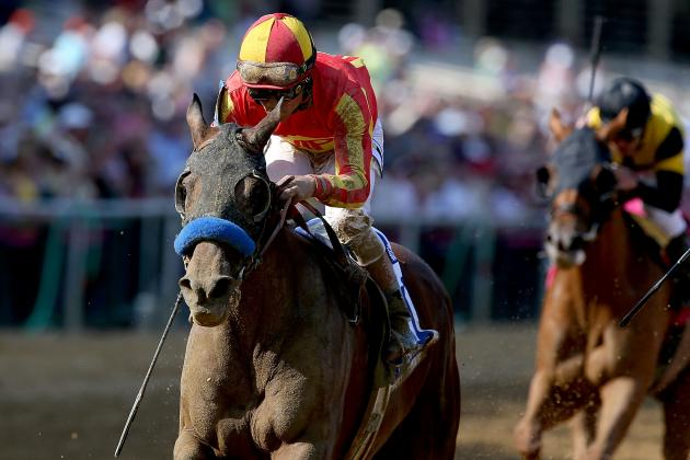 Black-Eyed Susan Stakes Results: Joel Rosario's Win Is Excellent Omen for Orb