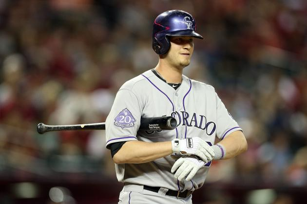 Report: New York Yankees Acquire INF Reid Brignac in Trade with Colorado Rockies