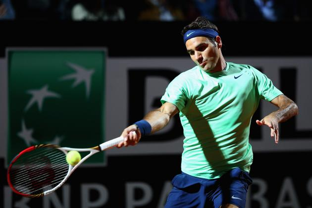 Roger Federer Will Fall Short of Championship in 2013 French Open