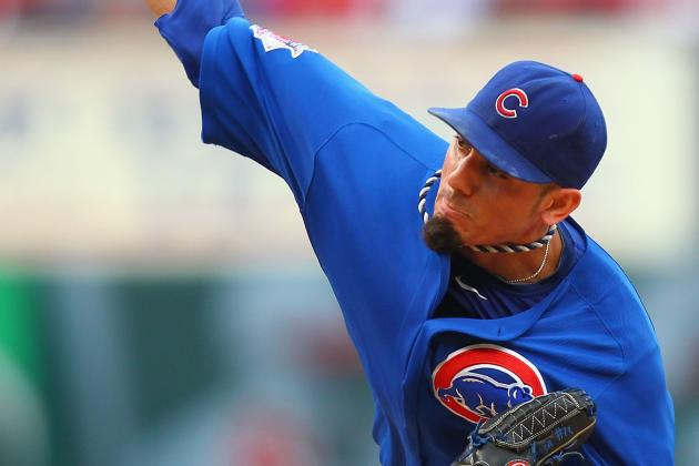 Cubs to Activate Garza for Tuesday Start
