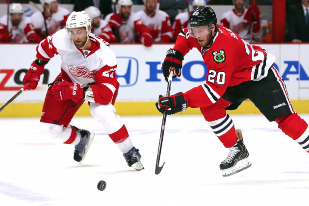 Detroit Red Wings vs Chicago Blackhawks Game 2: Live Score, Updates and Analysis