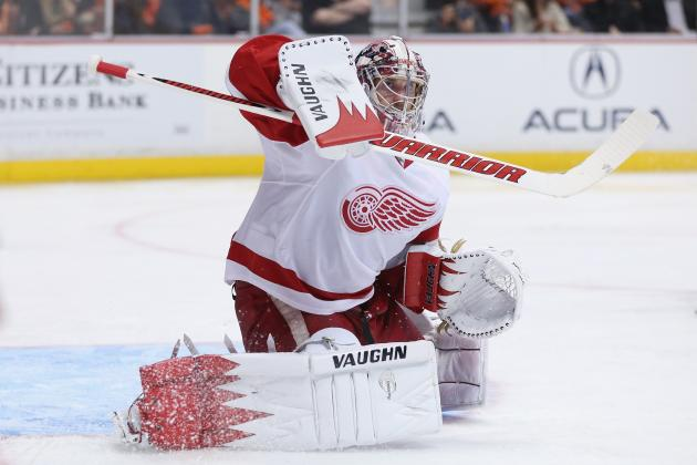ESPN Gamecast: Detroit Red Wings vs. Chicago Blackhawks