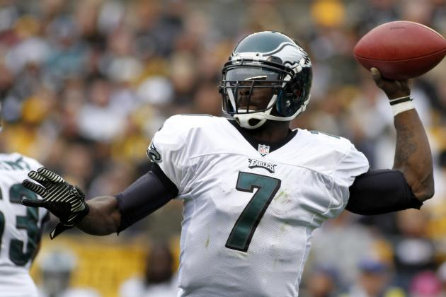 Vick on Critics: They're Ignorant, Don't Know Football
