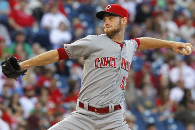Reds Option Tony Cingrani Back to Triple-A