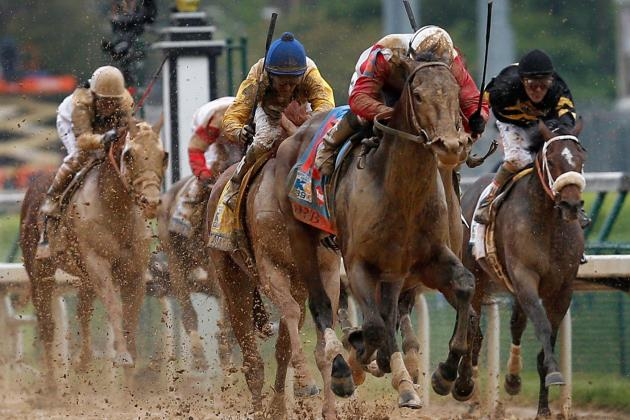 Preakness 2013 Weather: How Rain Will Improve Orb's Triple Crown Chances