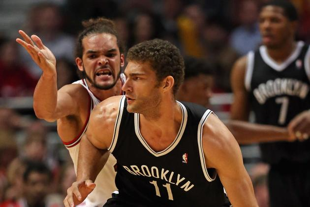 Brook Lopez's Game Grows in Brooklyn