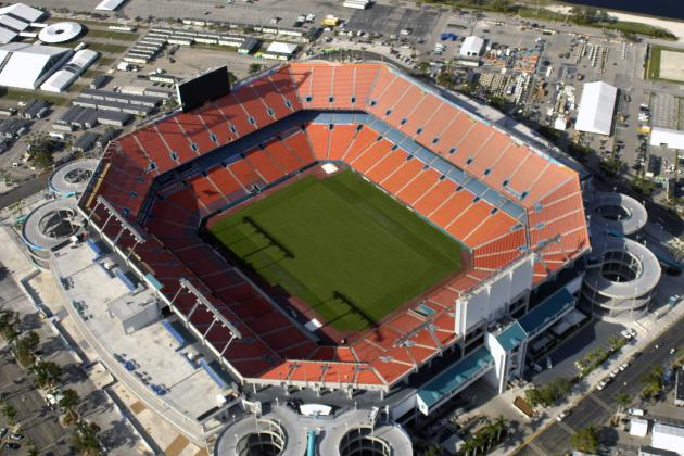 Miami Dolphins Say Future Is 'bleak' for Their Stadium, But...