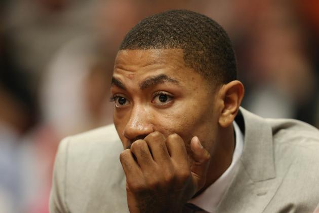 Derrick Rose Can't Be Too Happy About What Bradley Beal Had to Say