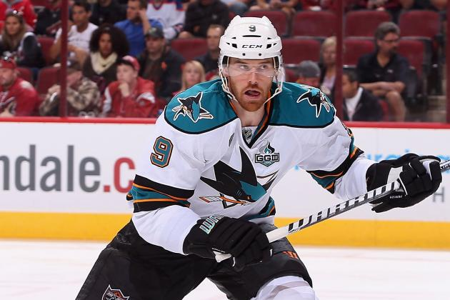 Havlat to Return to Sharks Lineup in Game 3
