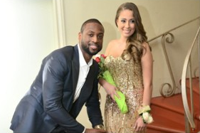 Dwyane Wade Accepts Senior's YouTube Invitation to Prom While Heat Await ECF