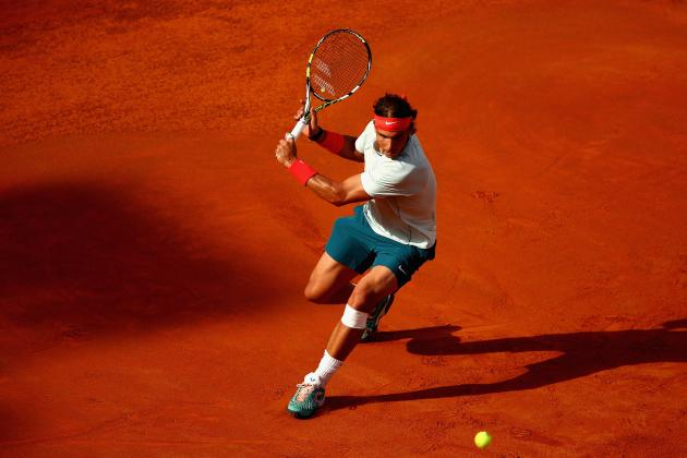 Rafael Nadal's Rome Masters Performance Spells Doom for Field at French Open