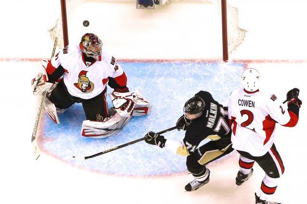 Pittsburgh vs. Ottawa: Has Senators' Magic Finally Run out Against Penguins?