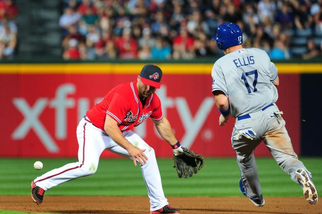 ESPN Gamecast: Dodgers vs. Braves