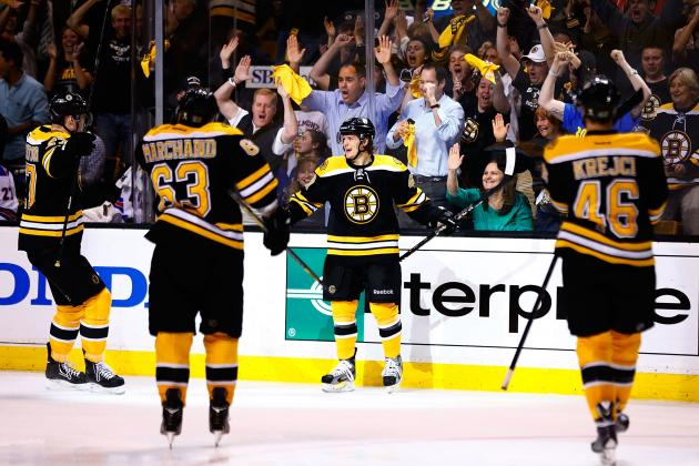 Bruins Blueliner Krug Comes Through in Stanley Cup Playoff Debut