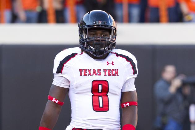 Delvon Simmons Transferring Again, This Time from Texas Tech